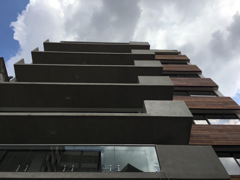 Edificio de Departamentos Tehuantepec 247